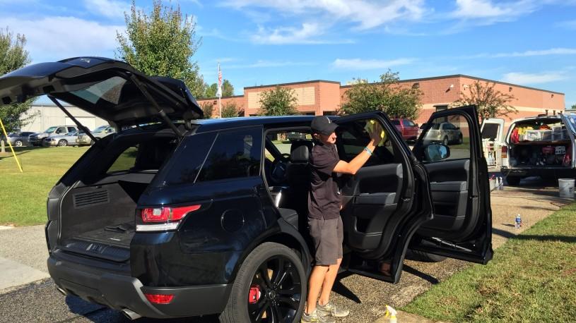 2015 Back Range Rover